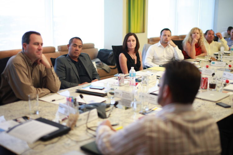 What to Expect at a Vistage CEO Peer Advisory Group Meeting