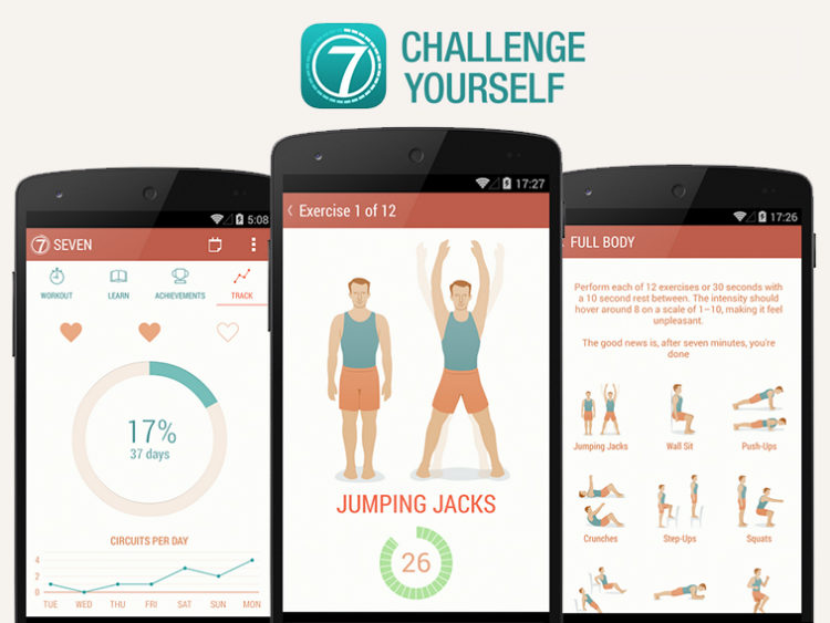 An App to Get You Active